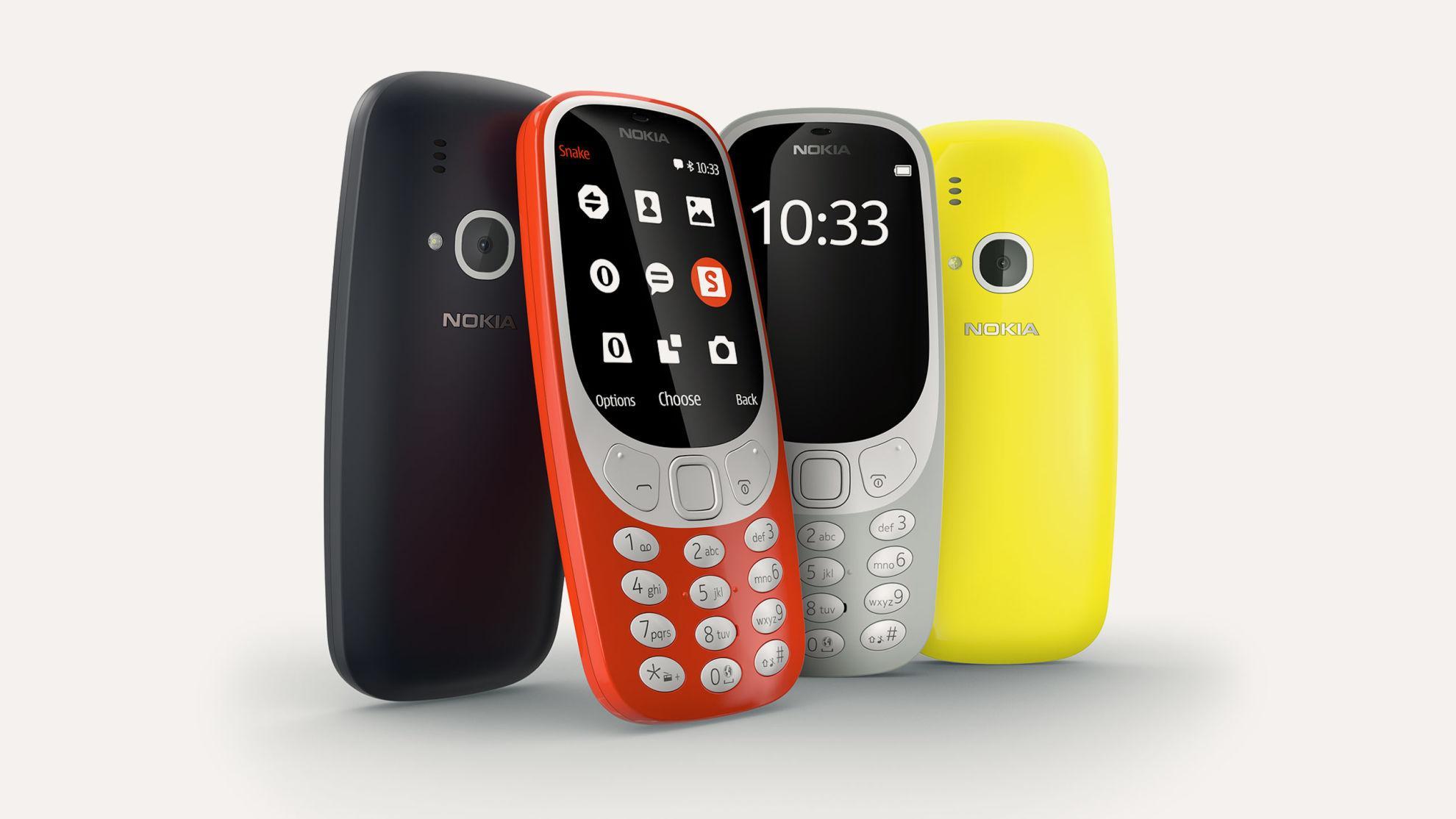 Nokia 3310 Variety