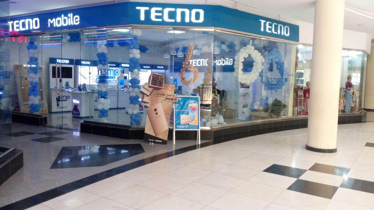 A list of all Tecno Offices in Ghana