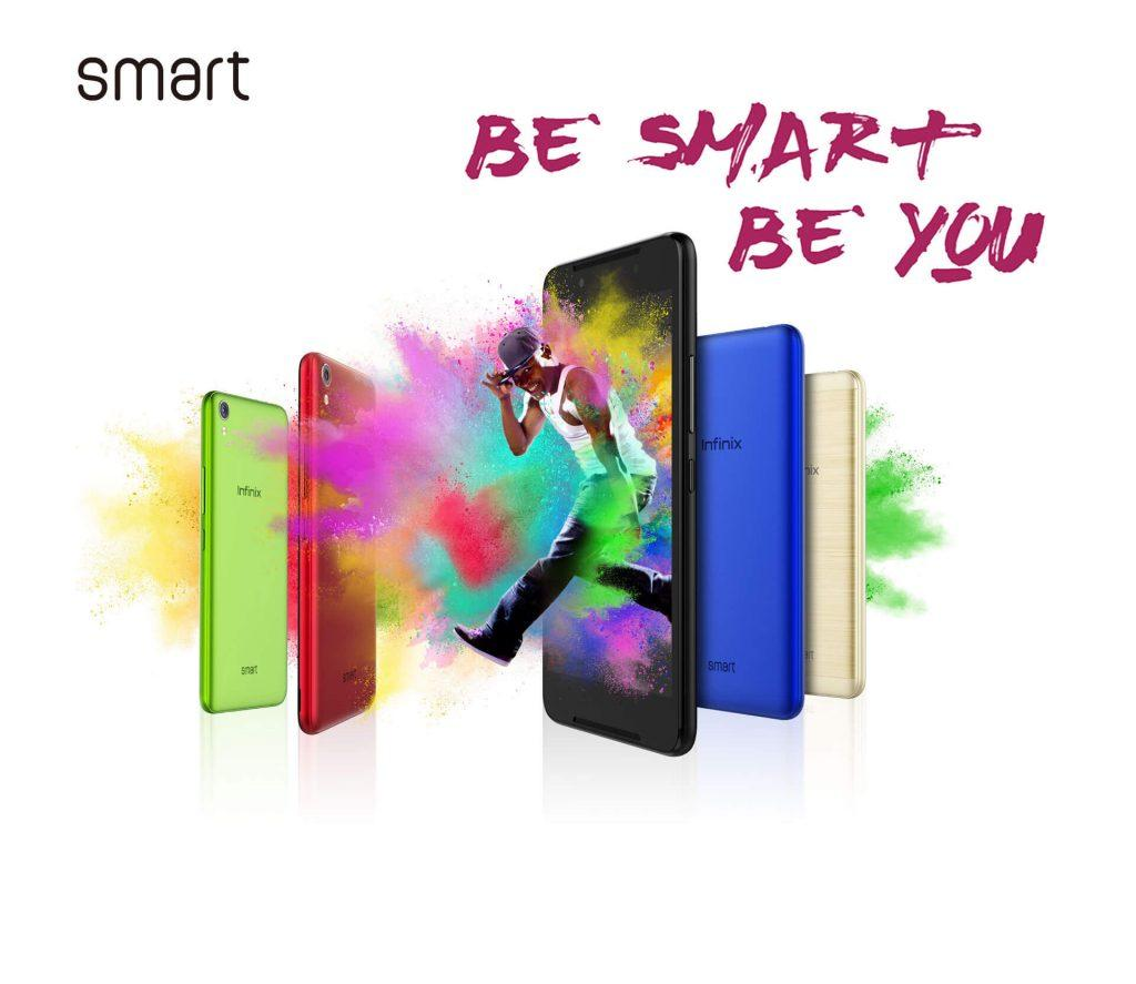 Like the name, the Infinix Smart X5010 is meant for Smart People