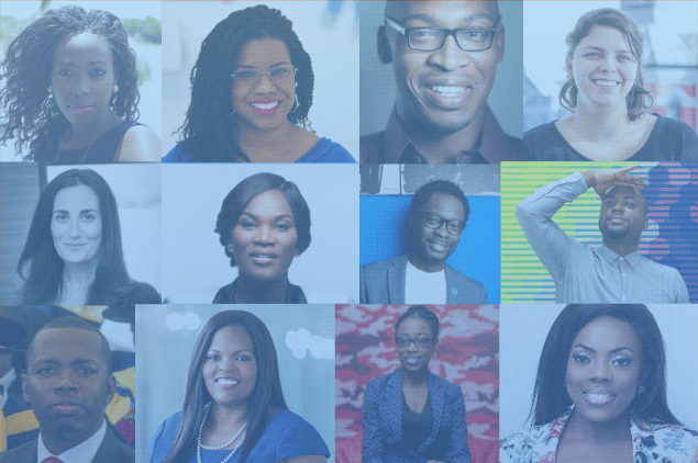 Some speakers at the Social Media Week Accra #SMWiAccra