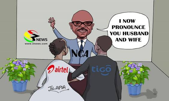 "Is the Airtel-Tigo Merger a ""marriage of convenience'?"