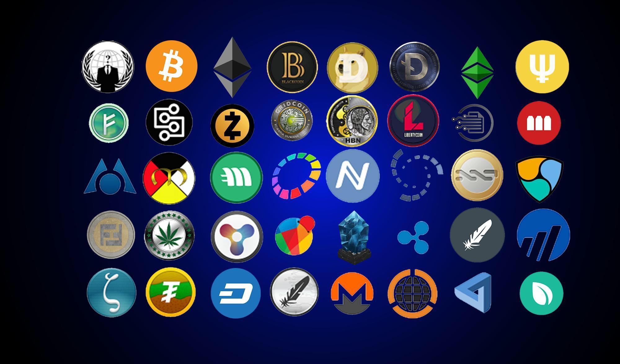 2020 Week 2: Top 5 Cryptocurrencies