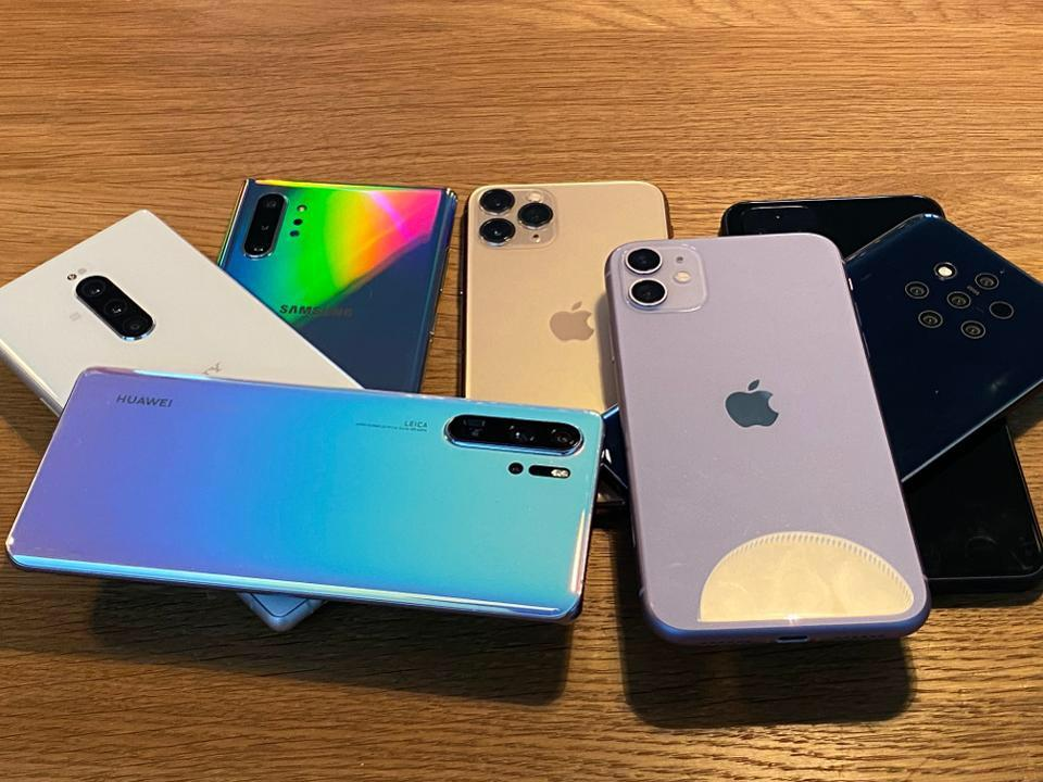 4 Mobile Phones To Expect In 2020