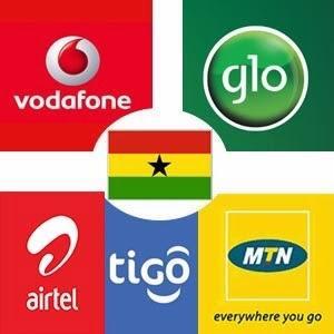 How To Borrow Airtime On Mtn, Vodafone, Glo and AirtelTigo In Ghana