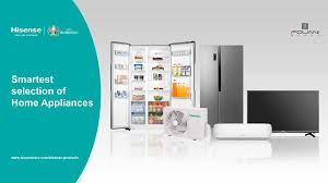 Hisense: Tv, Fridges And More; Prices and Where To Get Them