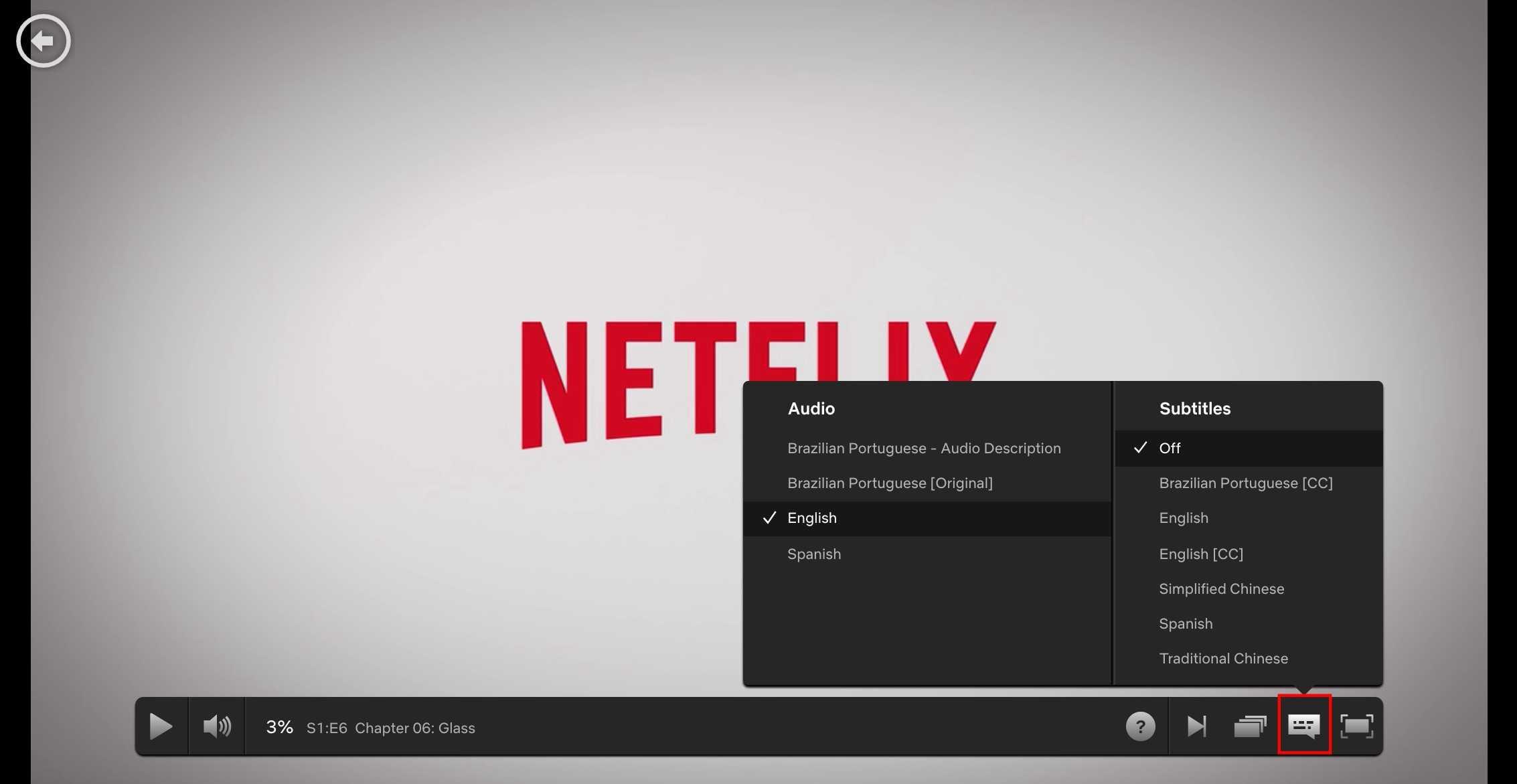 How To Change Netflix Audio Language And Subtitle Language