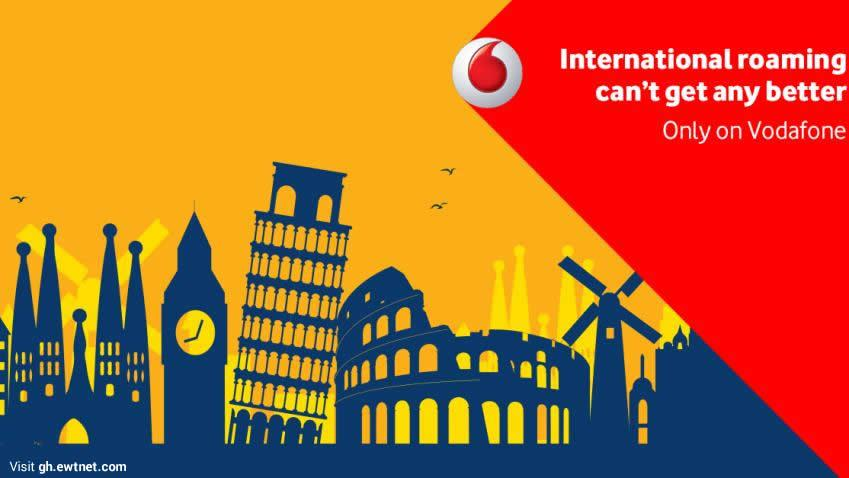 How To Subscribe To Vodafone IDD Bundles For African And International Calls