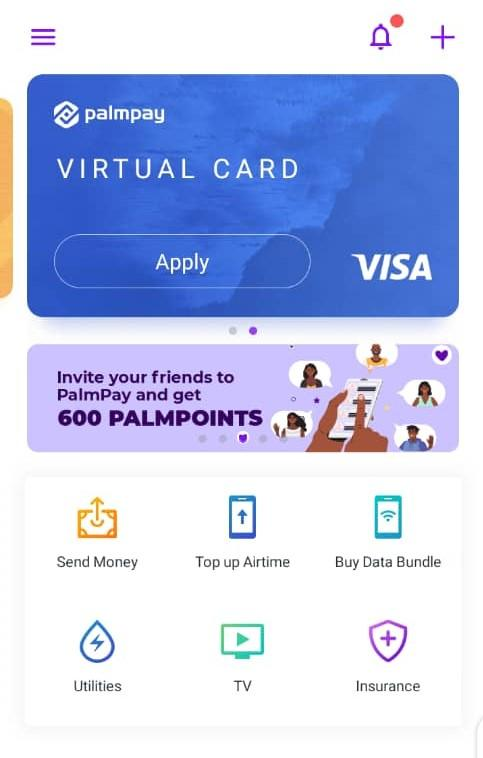 PalmPay App, Zone3Tech