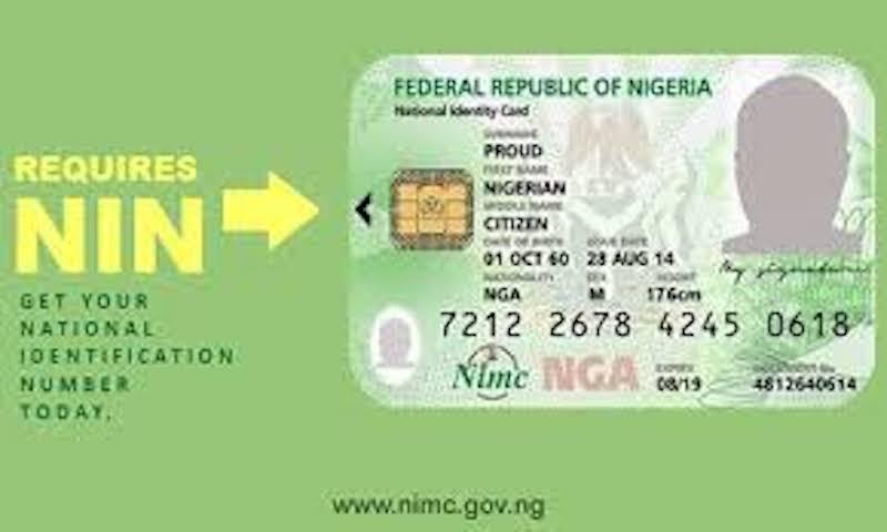 National Identification Number (NIN)